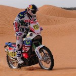 Aprilia Tuareg 4.5 победител в ден 7 на Дакар 2