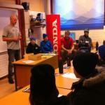 Стартира шведската Honda Xtreme Academy 1