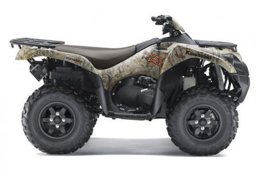 Kawasaki пуска нови брутални ATV-та 01