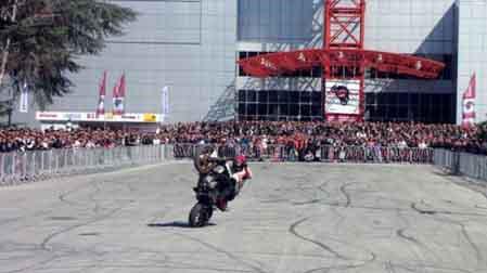 Феър Мото Шоу 2011 - от 8 до 10 април в Пловдив 01