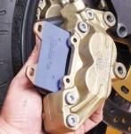 Как да сменим накладките на мотоциклета? 8