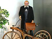 Daimler motorcycle