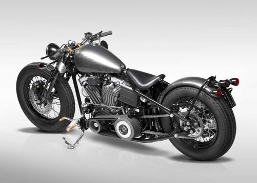 Окачване от Формула 1 на мотоциклет – ZERO Type 9
