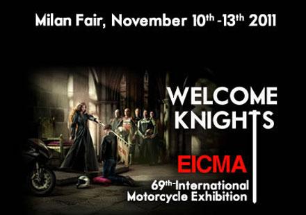 EICMA 2011 - за рицари на две гуми