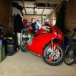 1.    Намерете подходящо място за съхраняване на мотоциклетът