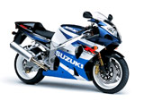 Сравняване на мотоциклети Yamaha YZF-R1 и Suzuki GSXR 1000 02
