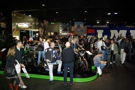 EICMA 2011 отвори врати 07