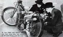 Историята на ракетните мотоциклети 06
