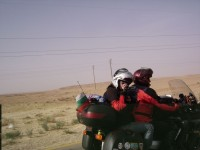 С мотори до Сирия и Йордания 05