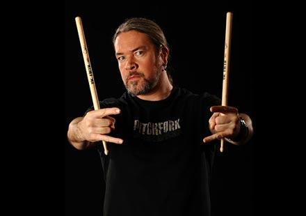 Екслузивно за феновете на мотори - Томас Хааке от Meshuggah
