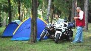 Мото-рок фест Велико Търново 2012 - настаняване 01