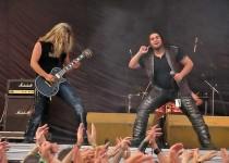 Най-големият Балкански мото рок фест Велико Търново 2012 04