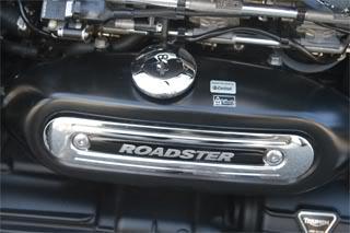 Triumph Rocket III Roadster - Голям, по-голям, най-голям... 06