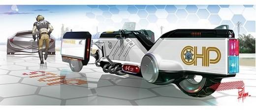 Два проекта на Honda за LA Design Challenge 01