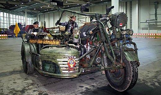 Мотоциклетен танк или танков мотоциклет? 01