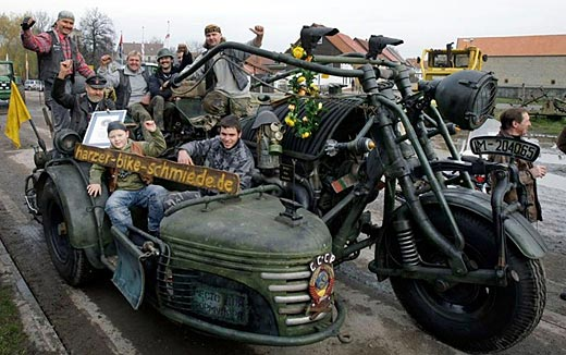 Мотоциклетен танк или танков мотоциклет? 03