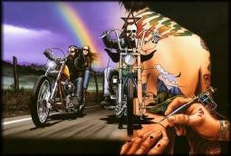 Мотоциклетното изкуство е повече от татиуровки 03