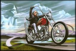Мотоциклетното изкуство е повече от татиуровки 05