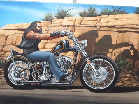 Мотоциклетното изкуство е повече от татиуровки 07