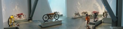 Мотоциклетното изкуство е повече от татиуровки