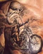 Мотоциклетното изкуство е повече от татиуровки 09