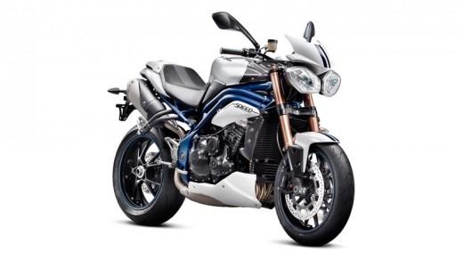 Triumph с два нови Special edition модела 01