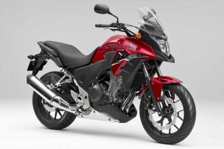 4 нови мотоциклета от Honda 01