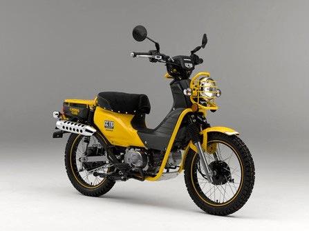 4 нови мотоциклета от Honda 02