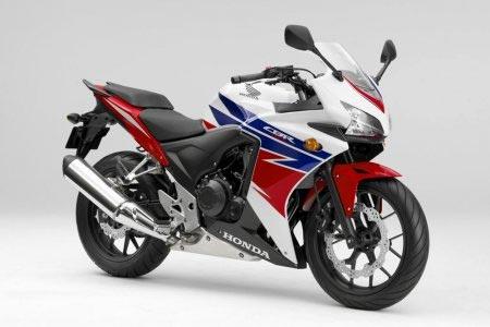 4 нови мотоциклета от Honda 03