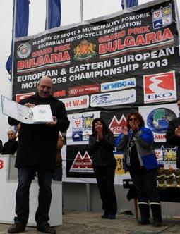 100 състезатели на Европейския шампионат в Порой 02