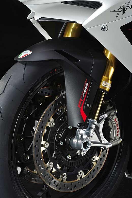 ABS дебютира в новата гама MV Agusta F4 02