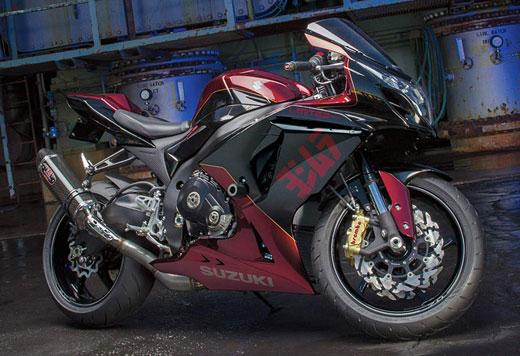 Лимитирана Yoshimura версия на Suzuki GSX-R ще се появи на пазара 02