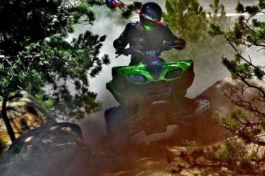 АТВ - спорт и приключения с мотор на четири гуми 01