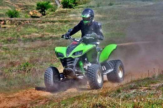АТВ - спорт и приключения с мотор на четири гуми 02