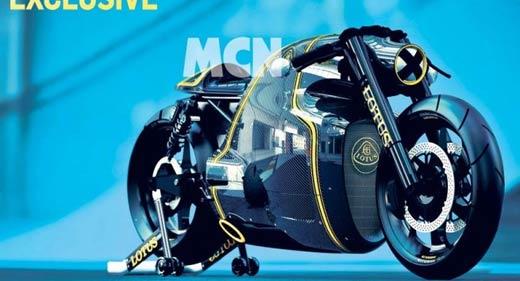 Първи снимки от мотора на Lotus 02